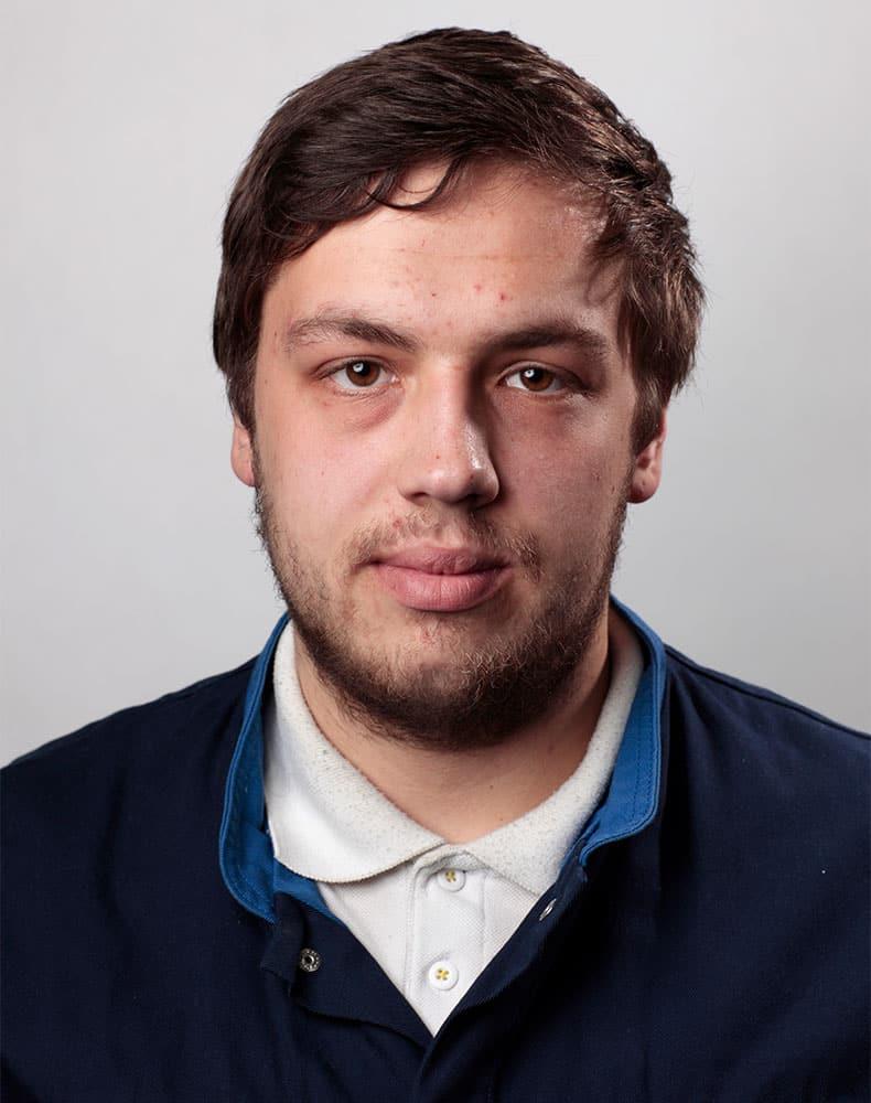 Pascal Unger Anlagenmechaniker (Auszubildender)
