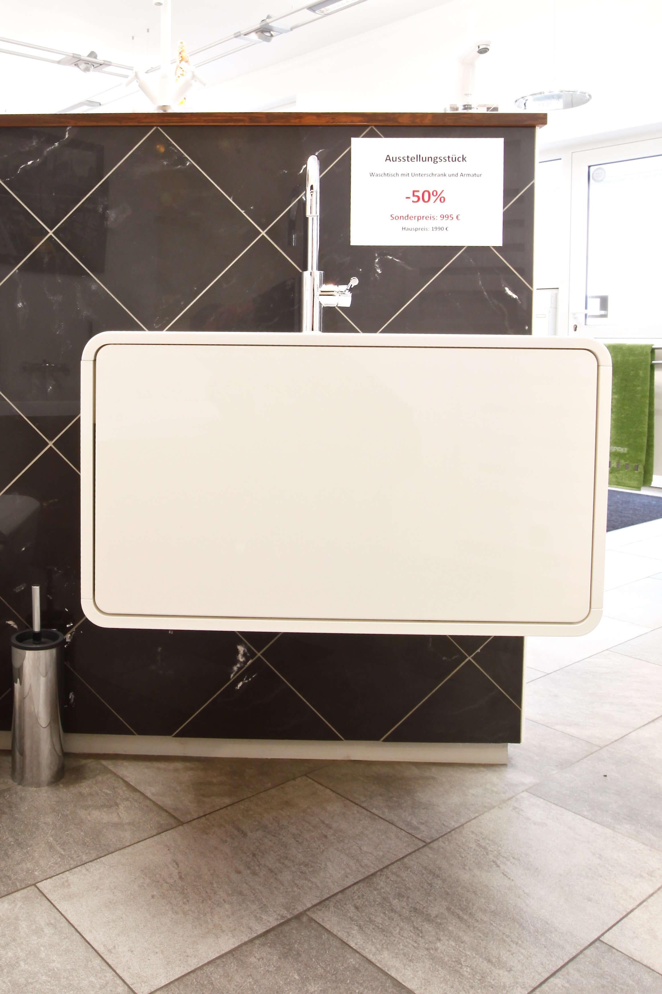 Waschtischanlage Norff